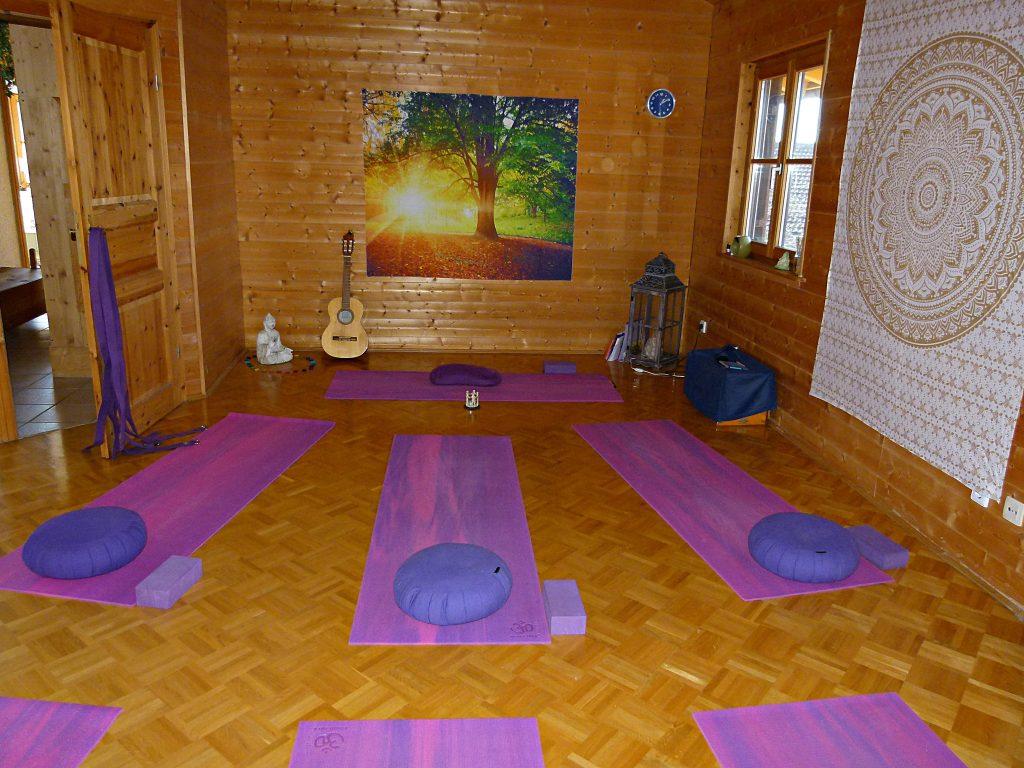 Yoga in Altusried (Oberallgäu)